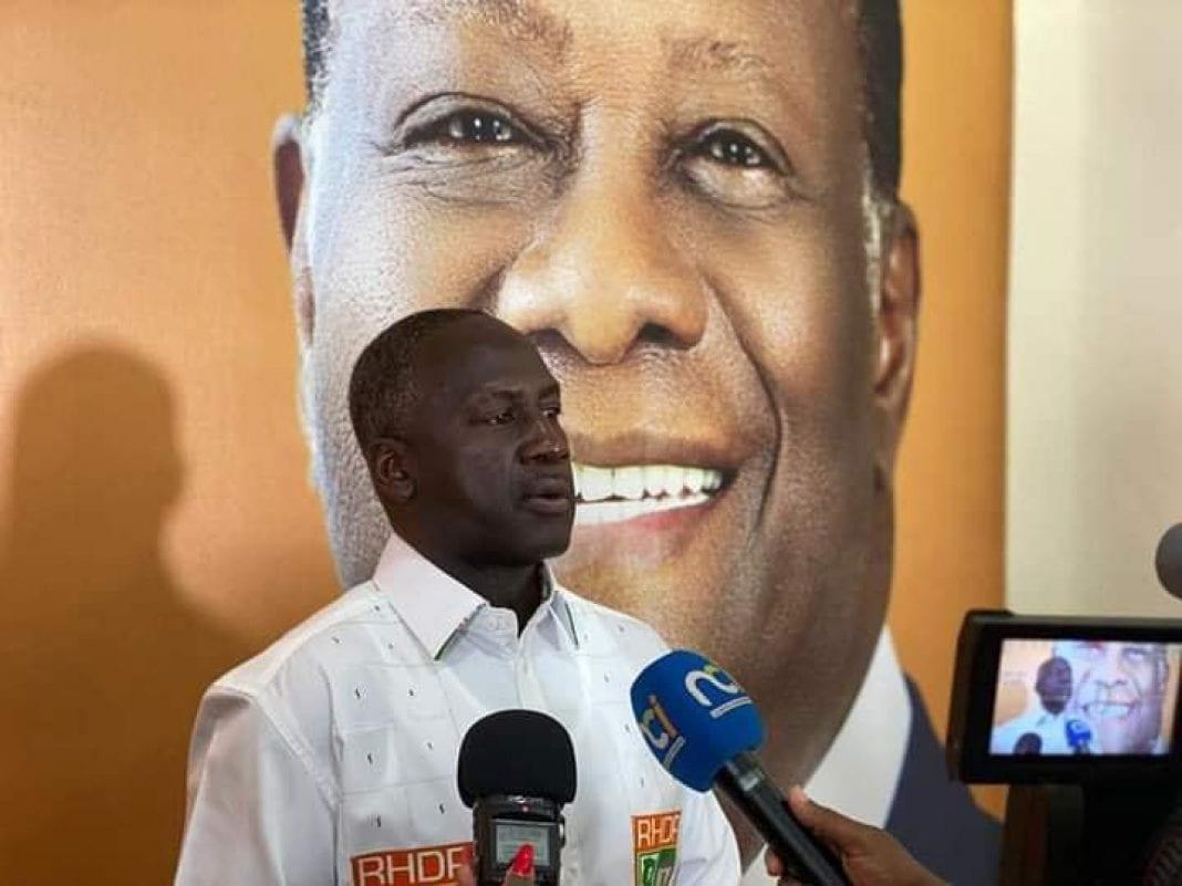 Présidentielle 2020 : le RHDP se réjouit de la volonté populaire exprimée au scrutin
