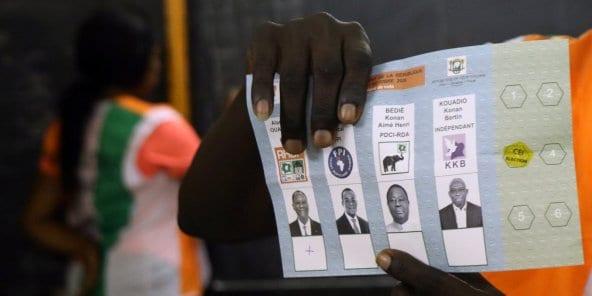 Présidentielle en Côte d'Ivoire : retrouvez les temps forts de cette journée d'élection