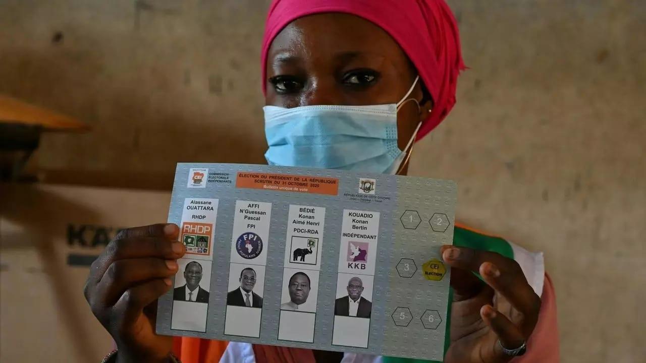 Présidentielle en Côte d'Ivoire: une journée de vote marquée par des incidents