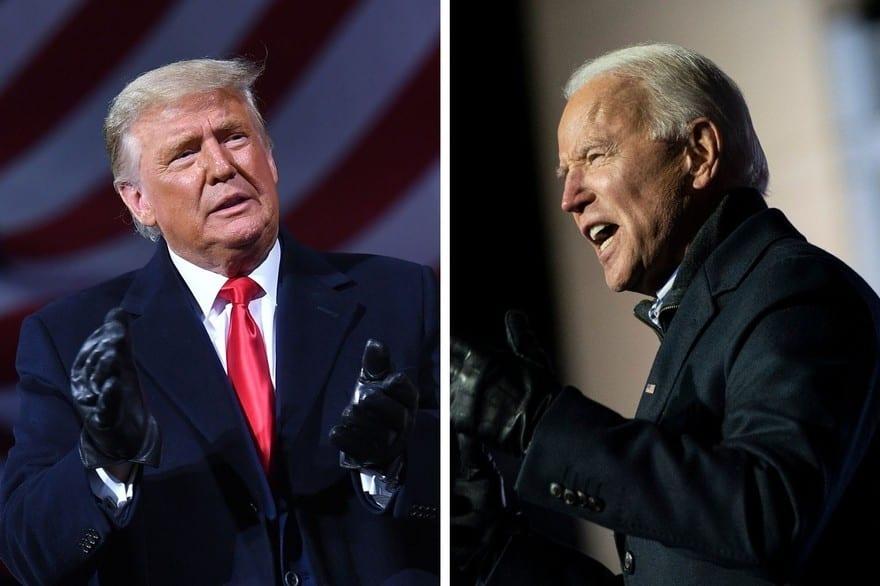 REPLAY – Trump vs Biden : les premiers résultats de l'élection présidentielle américaine 2020