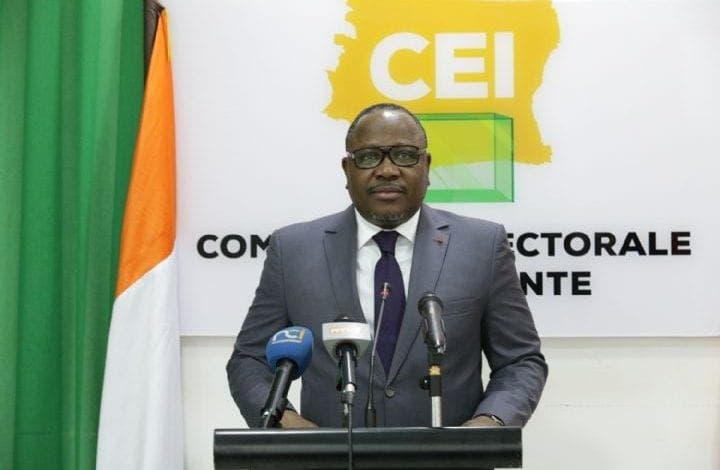 Présidentielle ivoirienne / Incroyable! Les résultats de la CEI dépassent les 100%