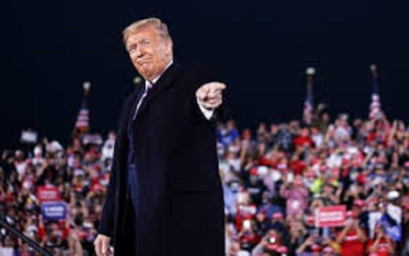 Présidentielle américaine: un britannique parie 5 millions de dollars sur la victoire de Trump