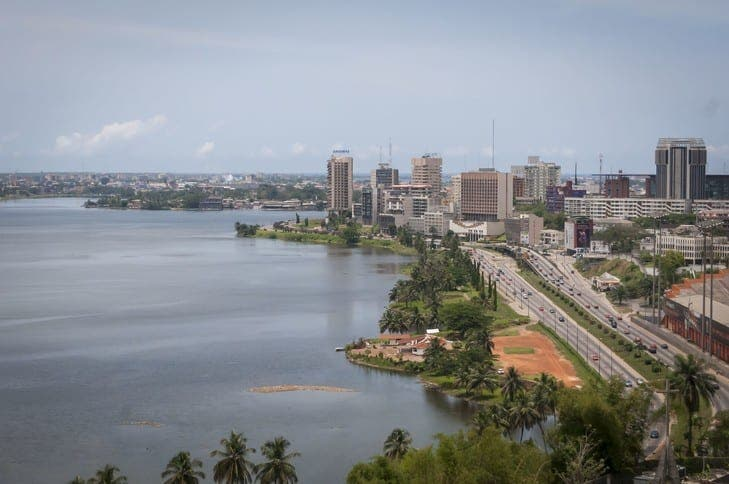 La Côte d'Ivoire face à une dette de 12628,76 milliards FCFA