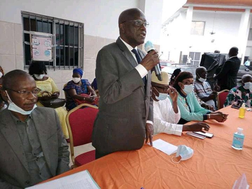 RHDP de Yopougon: les militants félicités pour leur contribution