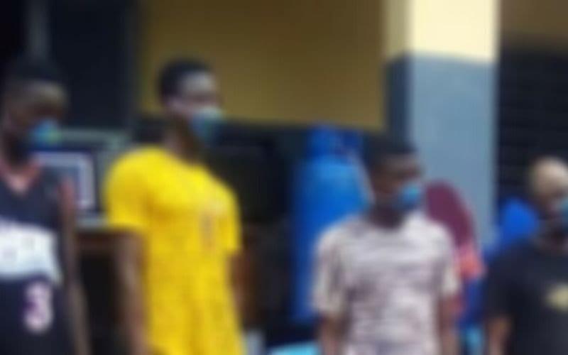 Togo :le rappeur DocFarelarrêté pour cambriolage