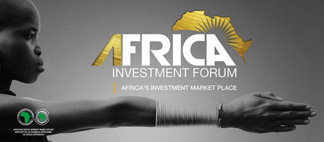 Report d'Africa Investment Forum 2020 en 2021