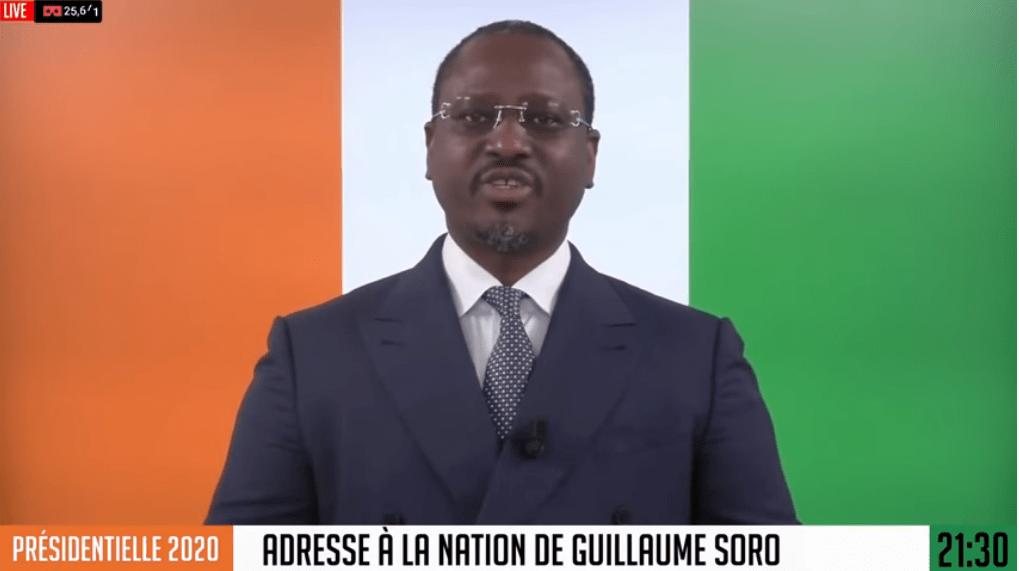 Guillaume Soro à l'armée: «Alassane Ouattara n'est plus le président de la Côte d'ivoire»