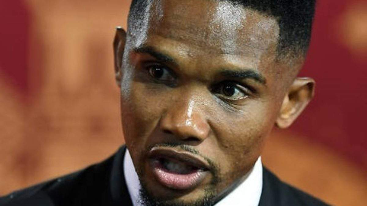 Samuel Eto'o attaque France Football :  » Nous les Africains, nous n'existons pas «