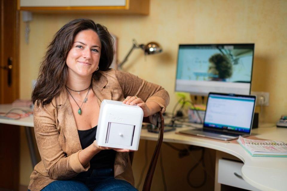 Santé : Une étudiante en génie biomédical remporte le prix James Dyson 2020
