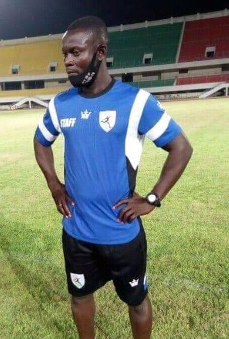 Sibabi Akpo Aziz très confiant  pour la victoire.