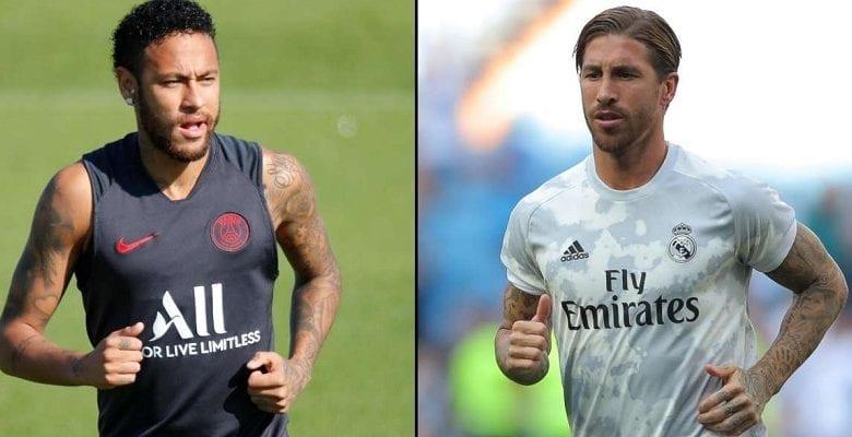 « Si tu signes pour le PSG », l'échange téléphonique de Neymar avec Ramos révélé