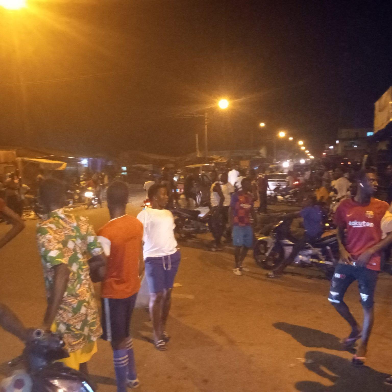 Situation tendue à Gagnoa : 5 morts et 34 autres blessés à Téhiri