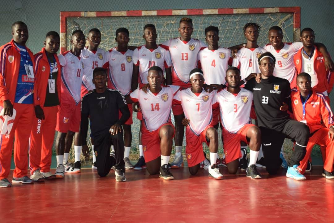 Sport/Guinée: Suite et fin de la phase aller du championnat guinéen de handball.