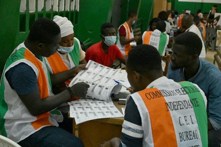 Suivez en direct les résultats de la présidentielle 2020 en Côte d'Ivoire