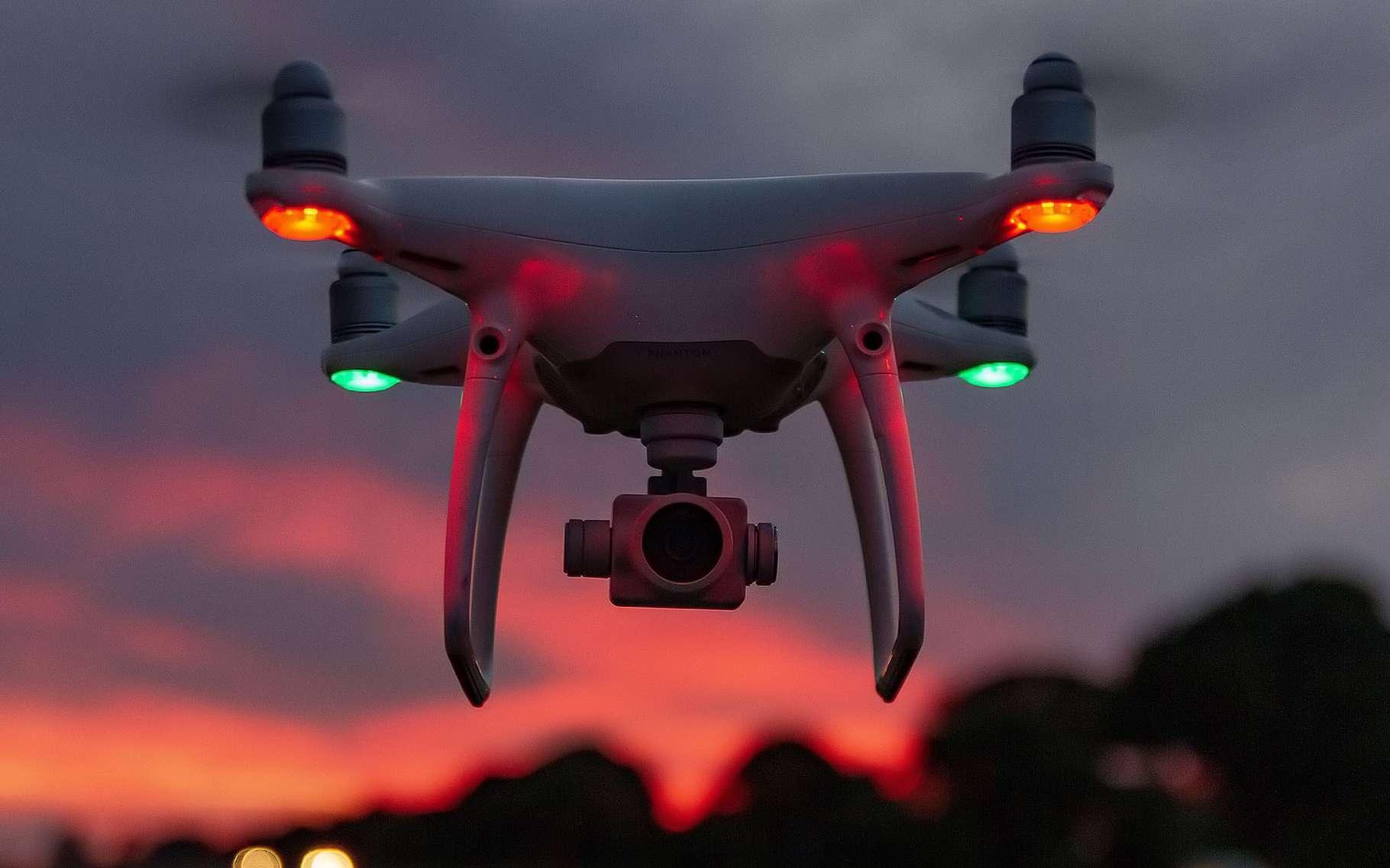 Technologie : Une entreprise développe un drone de transport révolutionnaire