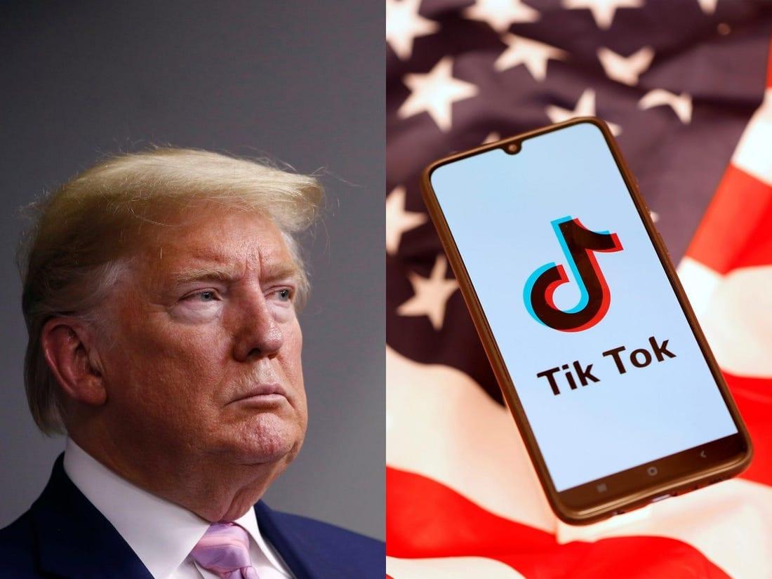 TikTok : l'administration Trump accentue la pression