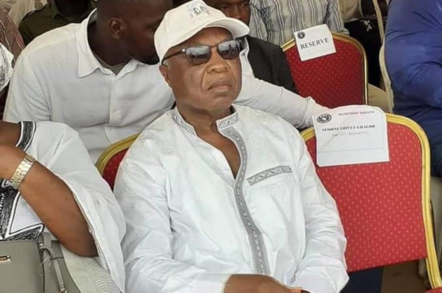 Tirs de gaz lacrymogènes chez Assoa Adou