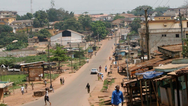 Côte d'Ivoire : des tirs entendus à Gagnoa