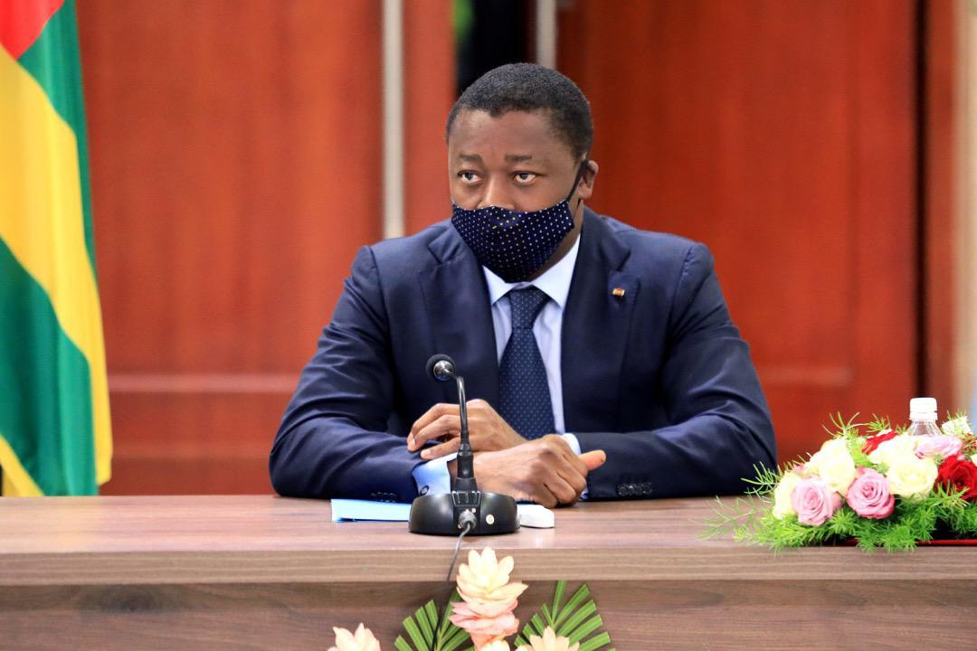 Togo/ Communiqué du Conseil des ministres de ce 18 octobre 2020