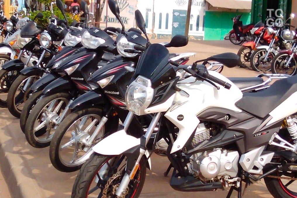 Togo / Agoè:3 motos volées ce jeudi