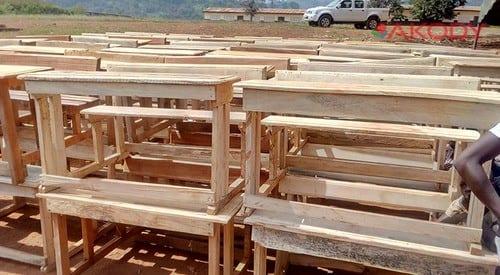 Togo/ Affaire de tables-bancs retirées : Voici ce qui s'est réellement passé