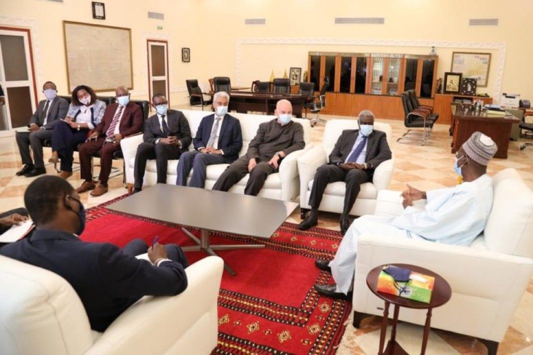 Transition au Mali : l'Union africaine apporte son soutien