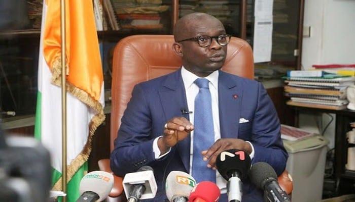 """Transition, désobéissance civile/ Le Procureur Adou: """"Affi et Mabri sont parvenus à prendre la fuite et sont activement recherchés"""""""