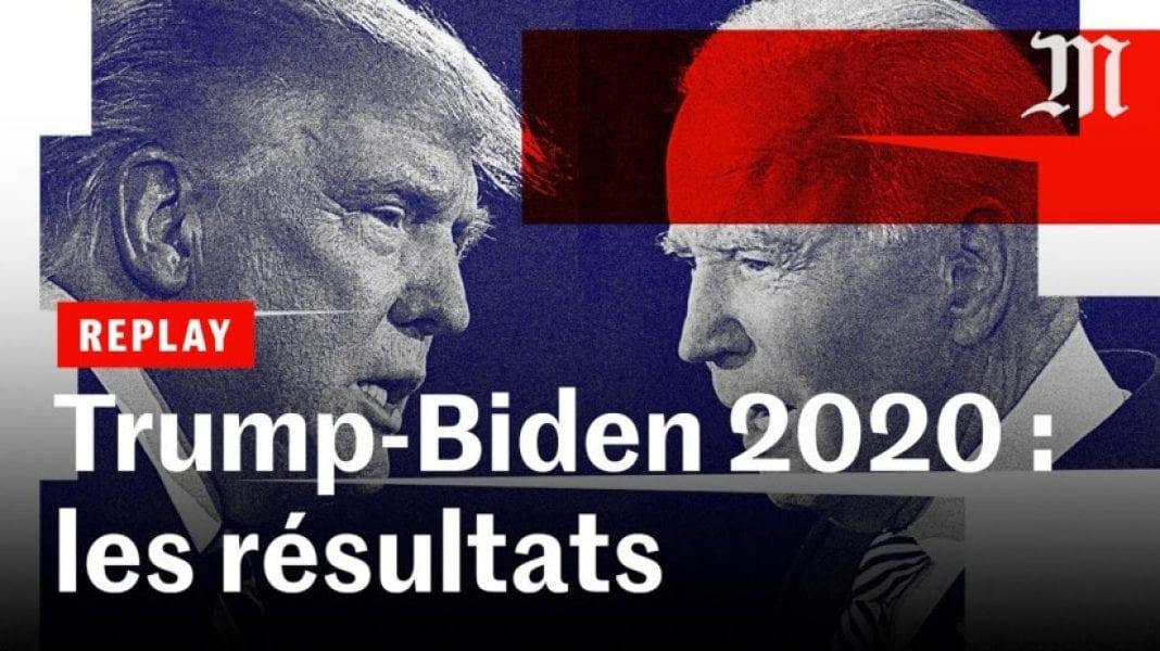 Trump annonce avoir gagné l'élection avant même la fin du décompte des voix