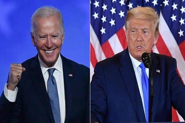USA: Donald Trump révèle pourquoi Joe Biden a remporté la présidentielle