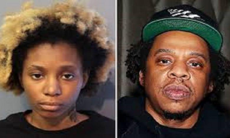 Une femme arrêtée après s'être glissée dans un avion dans le but de rencontrer Jay-Z