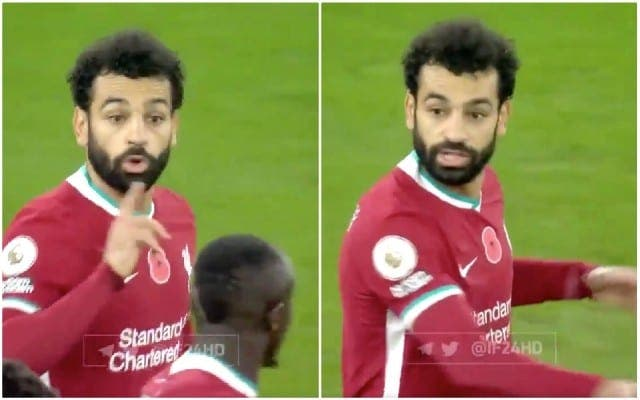 Liverpool – Quand Salah fait taire Sadio Mané : «Ne me parle pas comme ça :»
