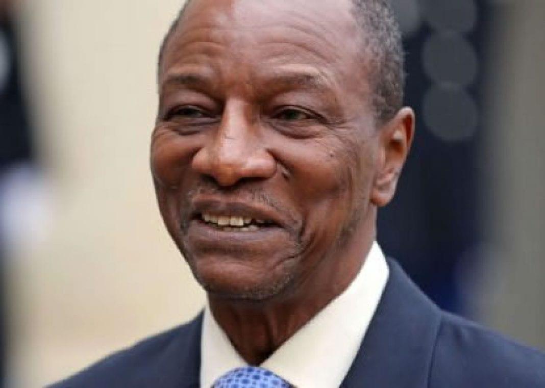 Violence en Guinée ,Alpha Condé tend la main à l'opposition