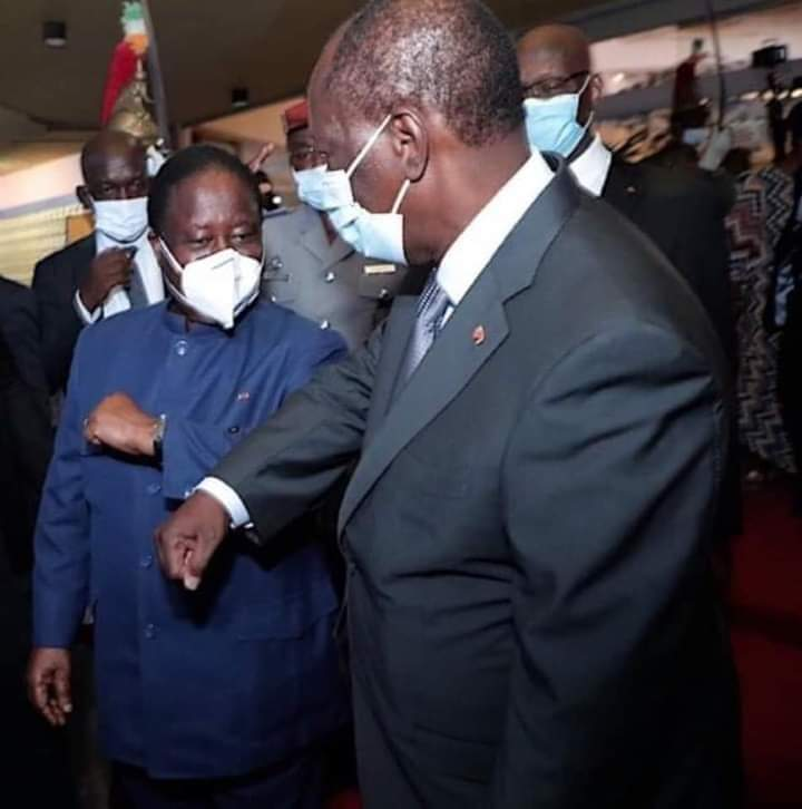 Analyse: A quoi joue finalement Alassane Ouattara et Henri Konan Bédié ?