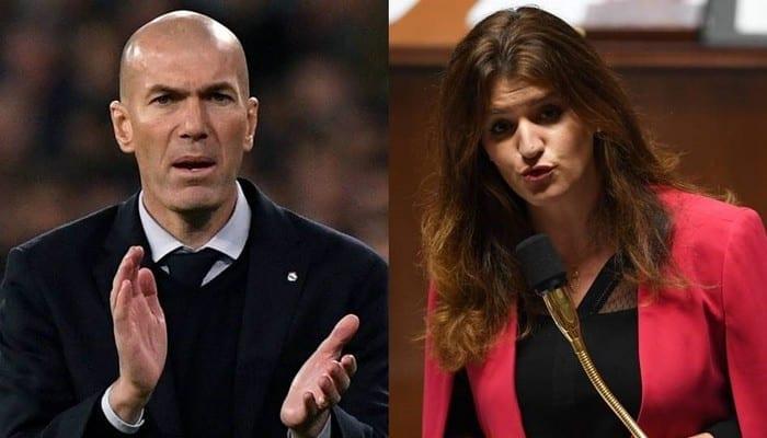« Zidane immigrant avec Marlène Schiappa »: Twitter en ébullition après cette déclaration d'une ministre