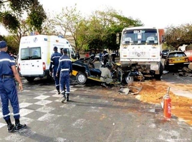 Bénin: Un cortège funèbre fait 5 morts et des blessés graves