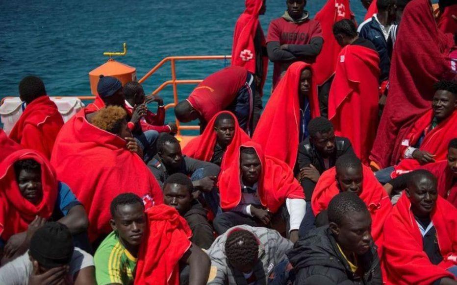 VIDEO (Triste) : Des images émouvantes des quelques rescapés du bateau  sénégalais.