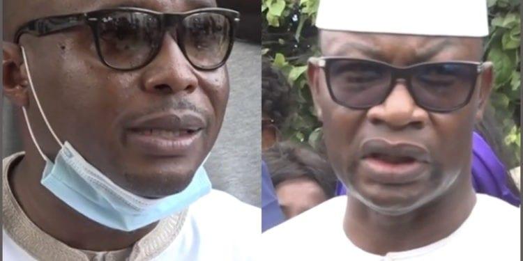 Diffamation : Me Moussa Diop a retiré sa plainte déposée contre Barthélémy Dias