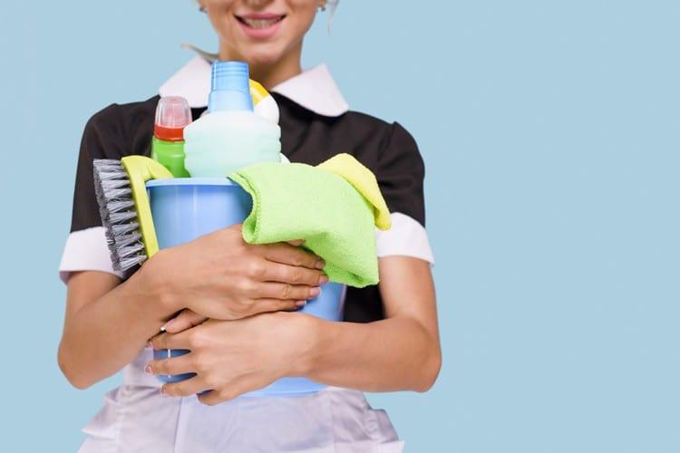 Recherche d'une ménagère