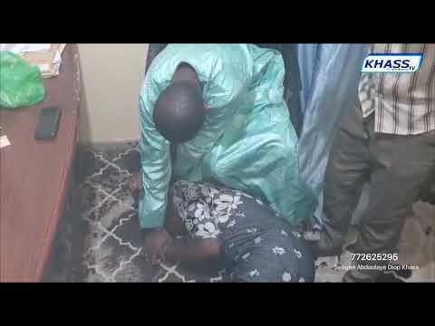 Grosse bagarre entre le mari de Soumboulou, Serigne Abdoulaye Diop Khass et… (Vidéo)