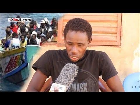 «BARÇA WALLA BARSAKH» – Annoncé mort, il débarque chez lui le jour de ses funérailles et raconte l'horreur (Vidéo)