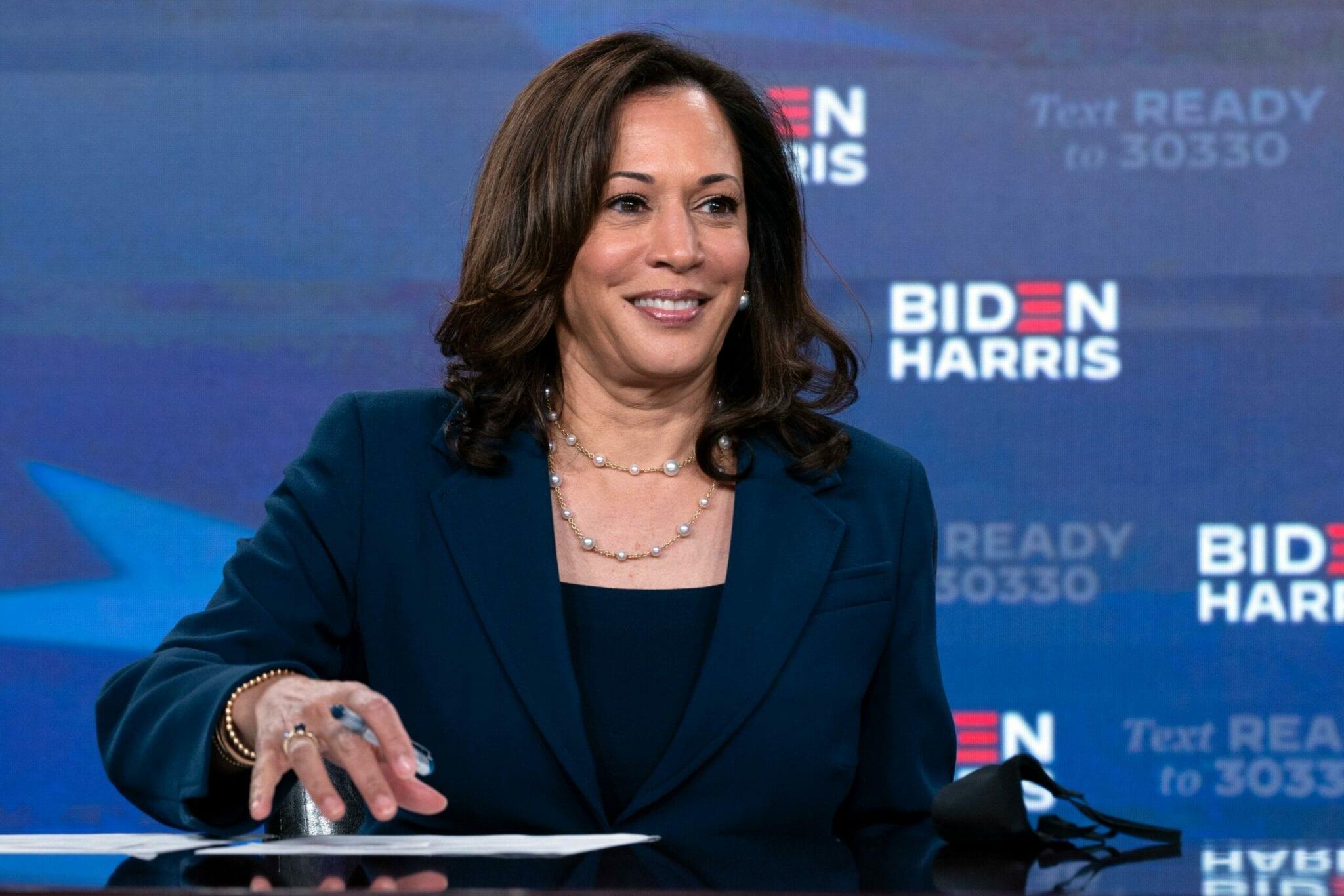 USA:Kamala Harris, la vice-présidente élue démissionne du sénat