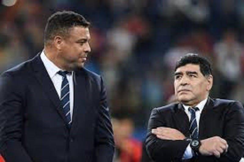Décès de Maradona : la réaction de Ronaldo
