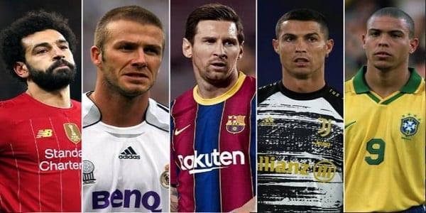 Découvrez les 28 footballeurs nominés pour le prix du joueur du siècle