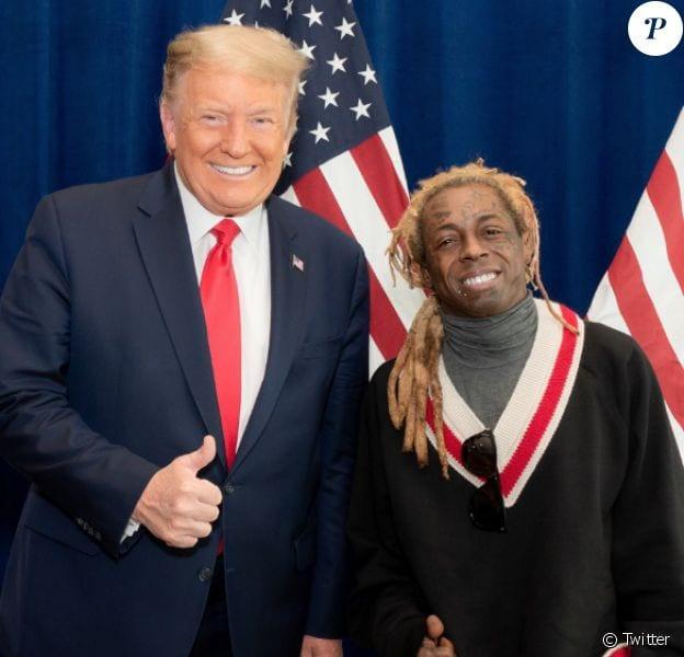 50 Cent dévoile la raison pour laquelle Lil Wayne a soutenu Trump