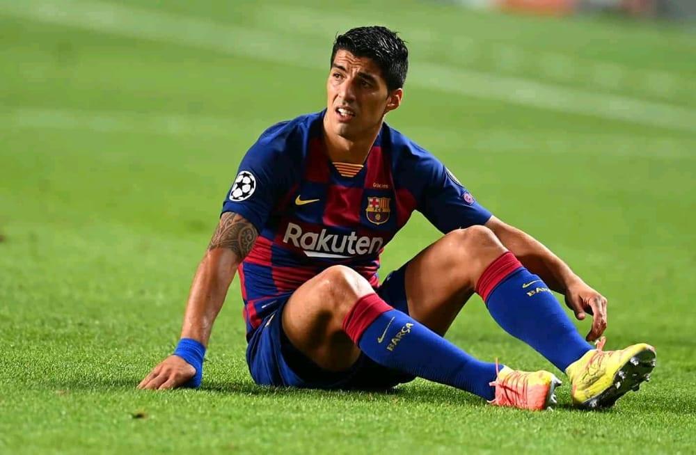 Fc Barcelone : On connaît enfin les vraies raisons du départ de Luis Suarez