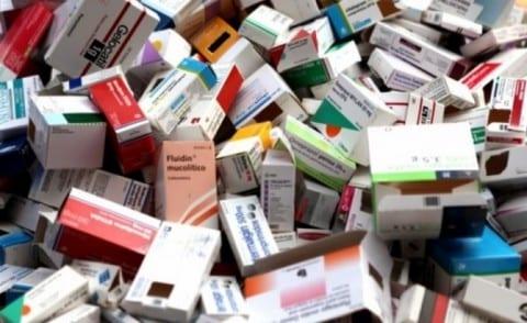 SENEGAL : Des médicaments d'une valeur de 1,5 milliard brûlés par la douane dans la région de diourbel
