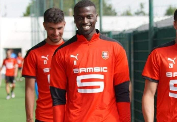 Rennes : L'attaquant sénégalais Mbaye Niang annonce son retour !