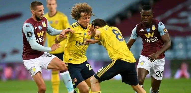 Arsenal : David Luiz aurait frappé un de ses coéquipiers