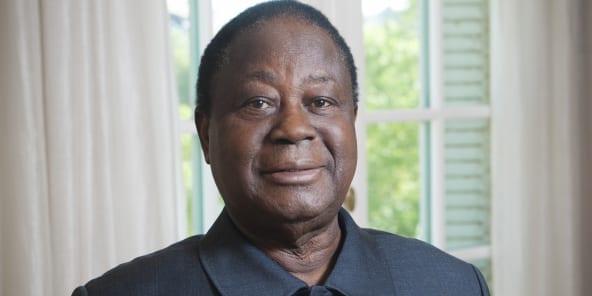 """L'opposition décide / Henri Konan Bédié, Président du """"Conseil National de Transition"""""""