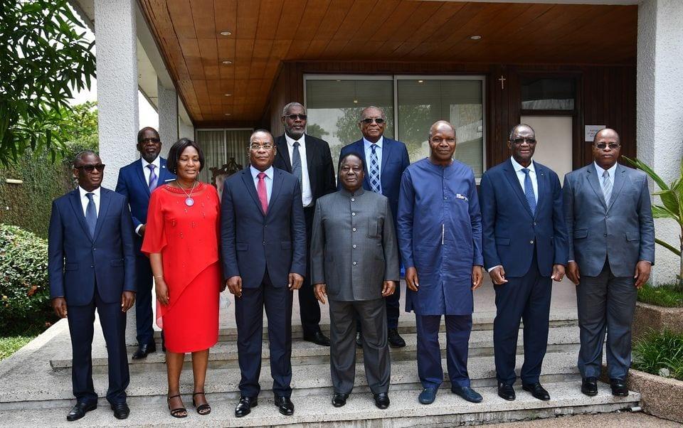 L'opposition ivoirienne prépare la constitution d'un « gouvernement de transition »
